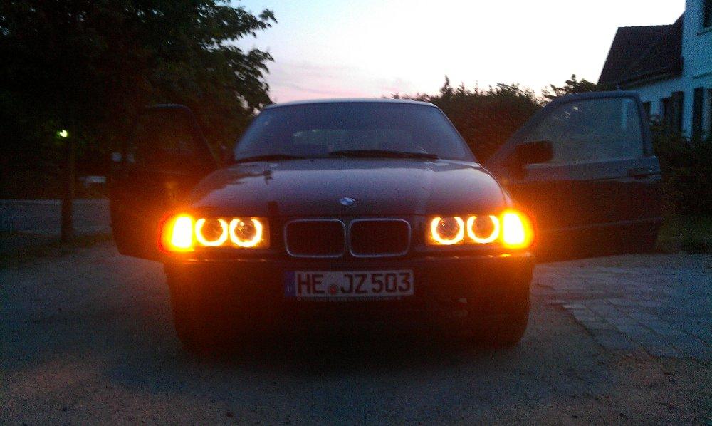 Mein (vermutlich)  lebenslanges Bastelprojekt e36 - 3er BMW - E36