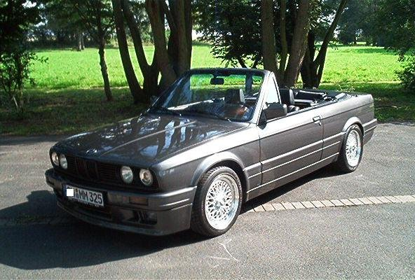 bmw e30 last edition cabrio part 3 3er bmw e30. Black Bedroom Furniture Sets. Home Design Ideas