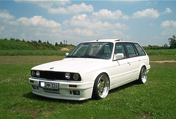 bmw e30 m technik 2 touring 3er bmw e30 touring. Black Bedroom Furniture Sets. Home Design Ideas