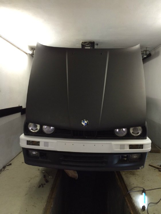 Das Monster - 3er BMW - E30