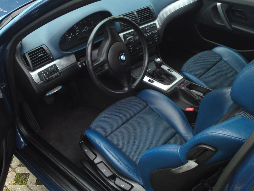 Meiner Freundin ihr 325 TI - 3er BMW - E46