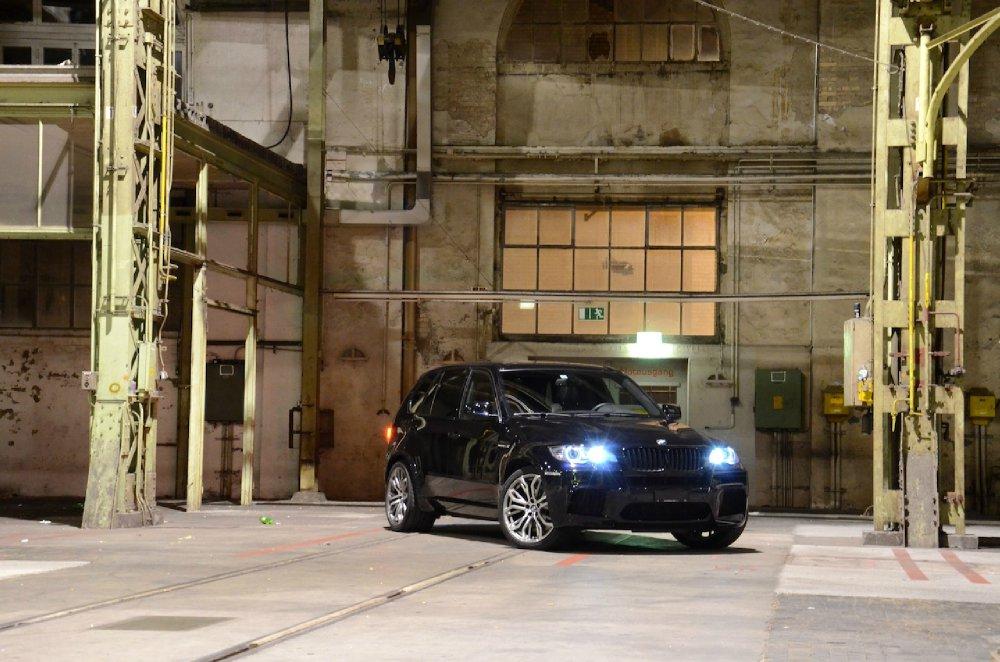 "X5M ""daehler"" - Carbon Black - BMW X1, X2, X3, X4, X5, X6, X7"