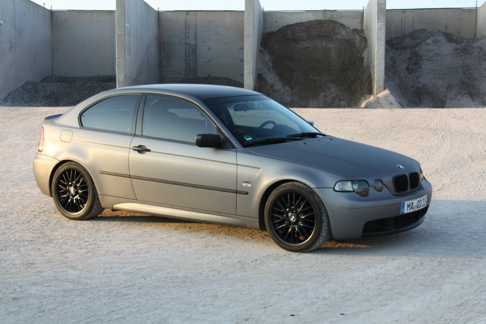 e46 compact 3er bmw e46 compact tuning fotos. Black Bedroom Furniture Sets. Home Design Ideas