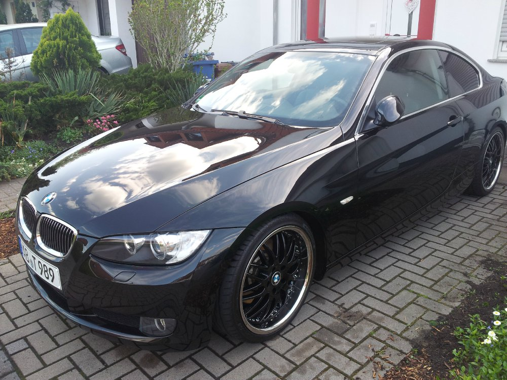 e92 325i 3er bmw e90 e91 e92 e93 coupe tuning fotos bilder stories. Black Bedroom Furniture Sets. Home Design Ideas