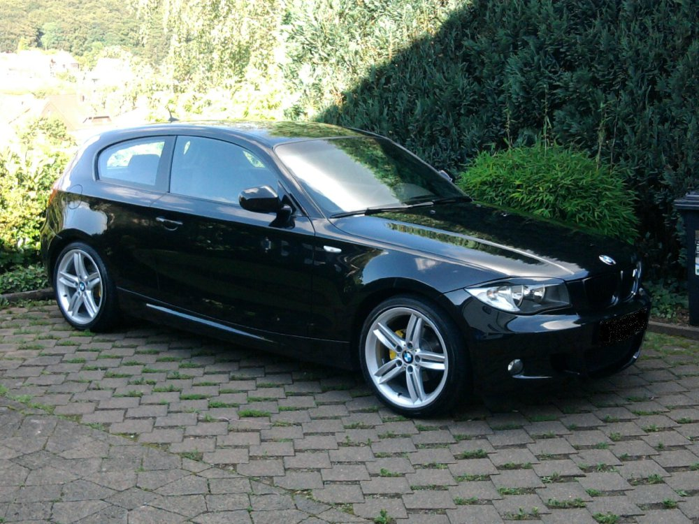 bmw 116d m paket 1er e81 e82 e87 e88 pictures. Black Bedroom Furniture Sets. Home Design Ideas