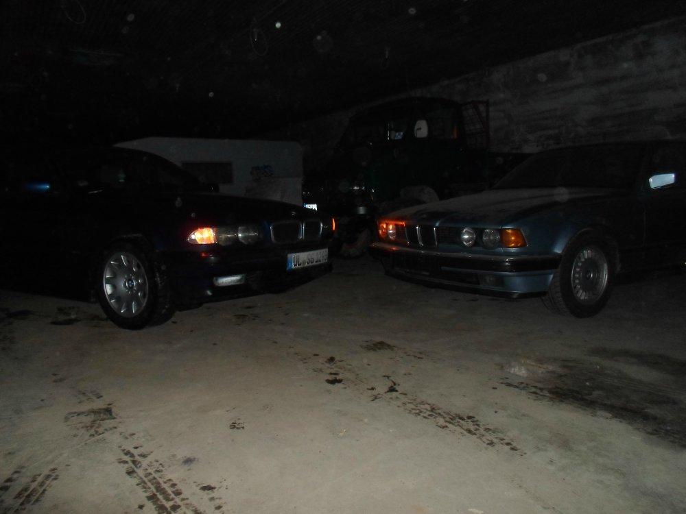 """BMW 728i E38 """"Der kleine Dicke"""" für´n Alltag - Fotostories weiterer BMW Modelle"""