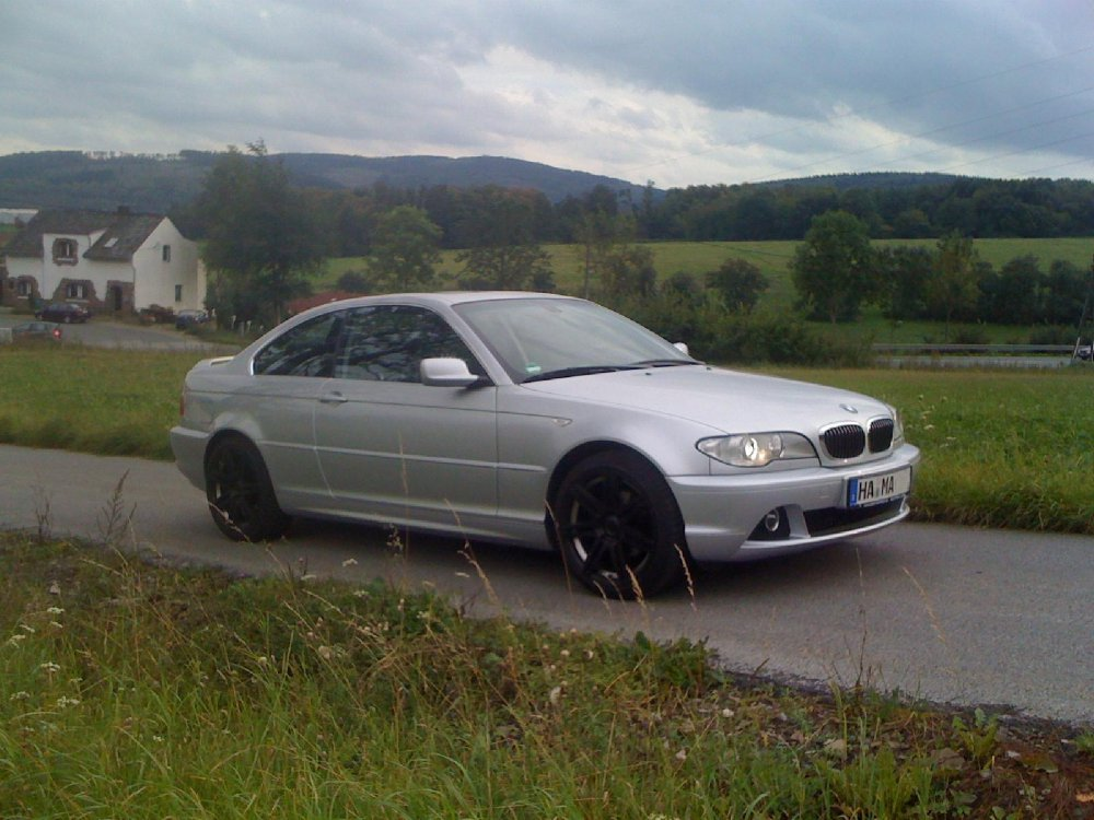 e46 coupe m paket 318i 3er bmw e46 coupe tuning. Black Bedroom Furniture Sets. Home Design Ideas