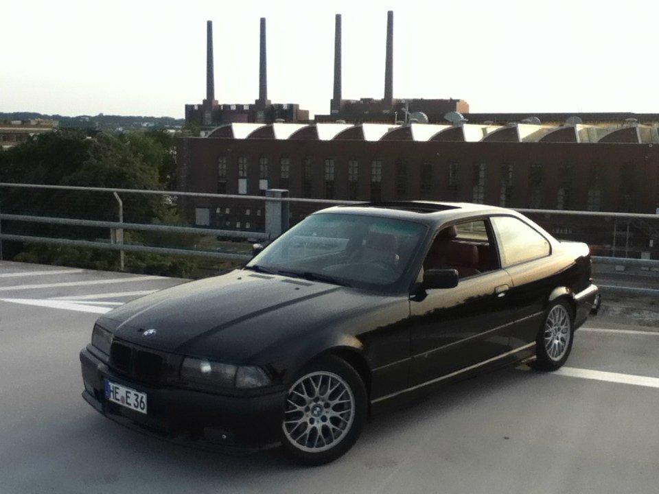 E36 325i Coupé Kellener`s Sport - 3er BMW - E36