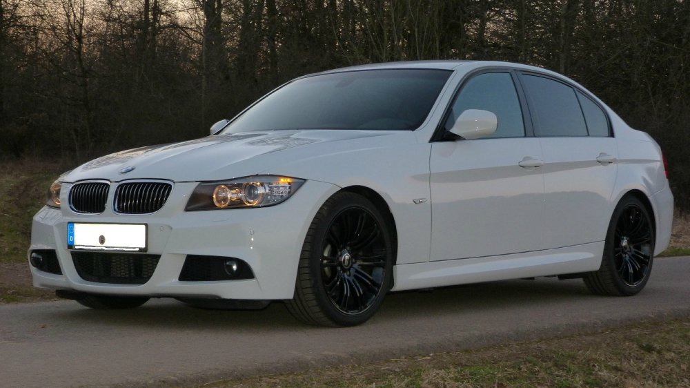 e90 325d limousine facelift 3er bmw e90 e91 e92 e93 limousine tuning fotos. Black Bedroom Furniture Sets. Home Design Ideas