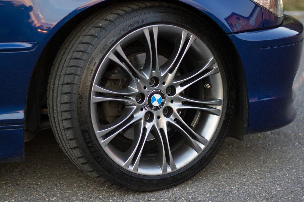 Le Mans-blaues 325i Cabrio (Update 08/18) - 3er BMW - E46