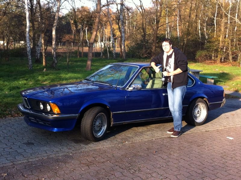 E24, 633 Csi - Fotostories weiterer BMW Modelle