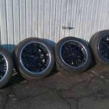 Dezent  Felge in 8x17 ET 30 mit Dunlop  Reifen in 225/40/17 montiert vorn Hier auf einem 3er BMW E36 328i (Touring) Details zum Fahrzeug / Besitzer