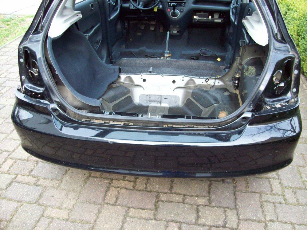 Honda Civic EU7, die Übergangslösung - Fremdfabrikate