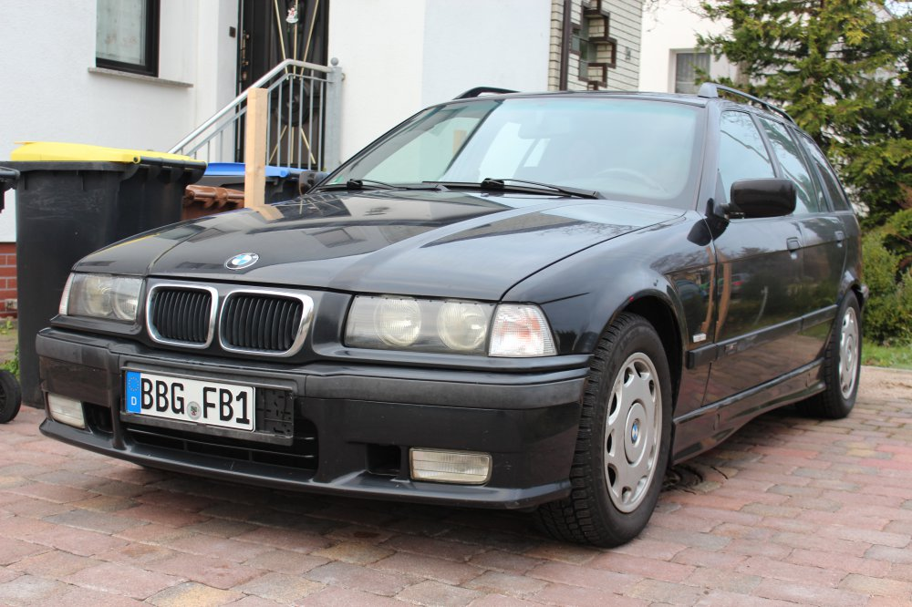 E36 Touring 323i mit M-Paket - 3er BMW - E36