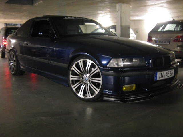 bmw e36 325i coupe 3er bmw e36 coupe tuning. Black Bedroom Furniture Sets. Home Design Ideas
