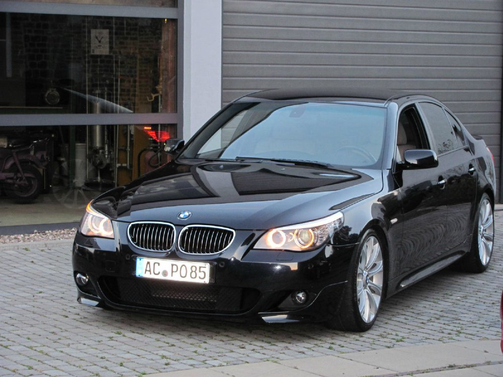 e60 m packet carbonschwarz m166 cic 5er bmw e60 e61. Black Bedroom Furniture Sets. Home Design Ideas