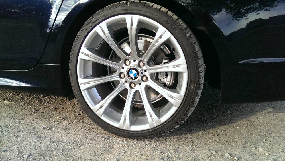 E60 M-Packet Carbonschwarz M166 CIC - 5er BMW - E60 / E61