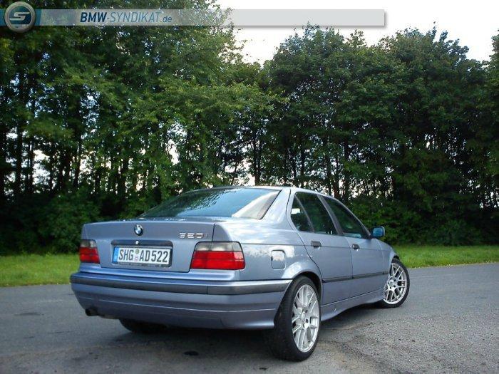 E36 422.000km Abgemeldet/Schlaf gut - 3er BMW - E36