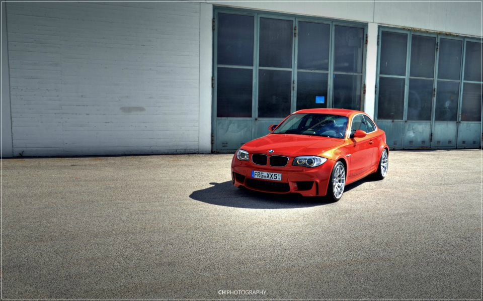 BMW 1er M Coupe - 1er BMW - E81 / E82 / E87 / E88