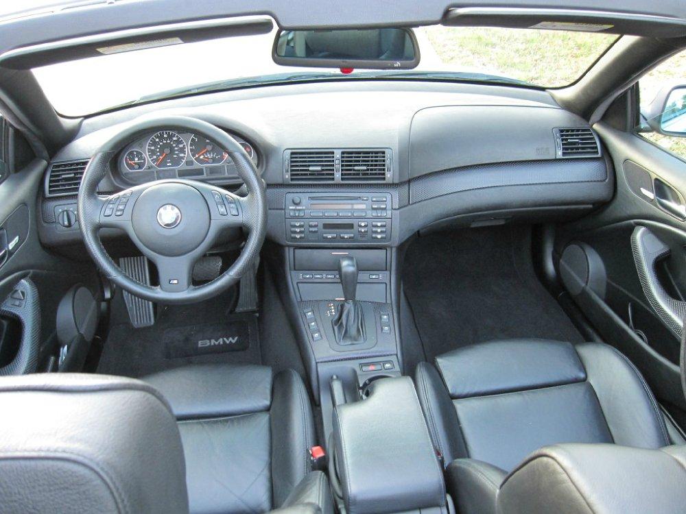 US 330CiC ZHP 238PS - 3er BMW - E46