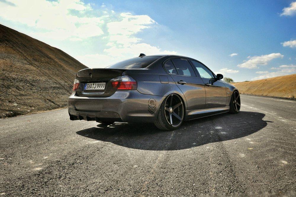 320D goes CSL/DTM Style - 3er BMW - E90 / E91 / E92 / E93