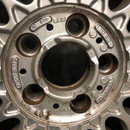 BBS Bbs rc 038 Felge in 9x17 ET  mit Pirelli  Reifen in 215/40/17 montiert hinten Hier auf einem 3er BMW E36 328i (Cabrio) Details zum Fahrzeug / Besitzer