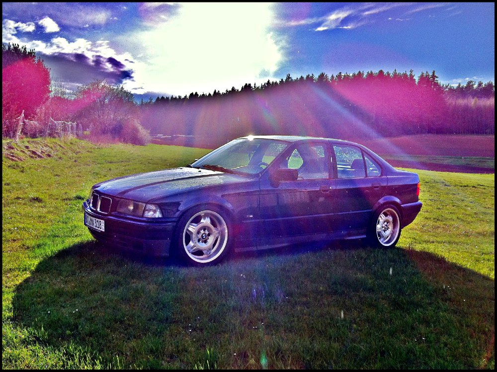 """E36 318i Limo """"Mein Erster"""" - 3er BMW - E36"""