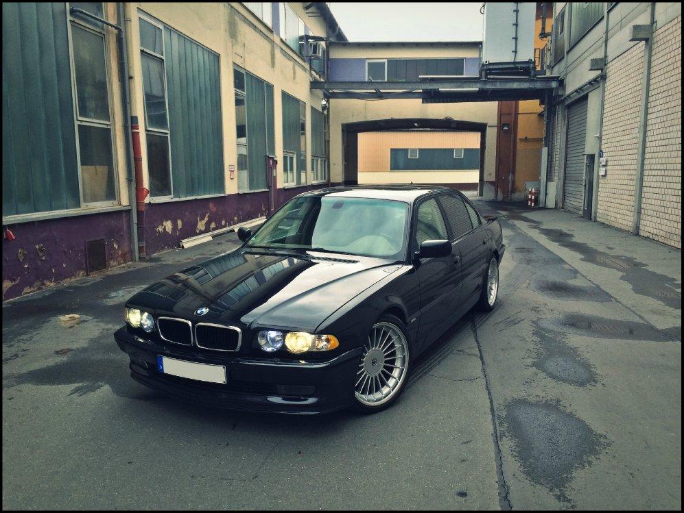 """E38 740iL 20"""" Alpina / beiges Leder*NEUE BILDER* - Fotostories weiterer BMW Modelle"""