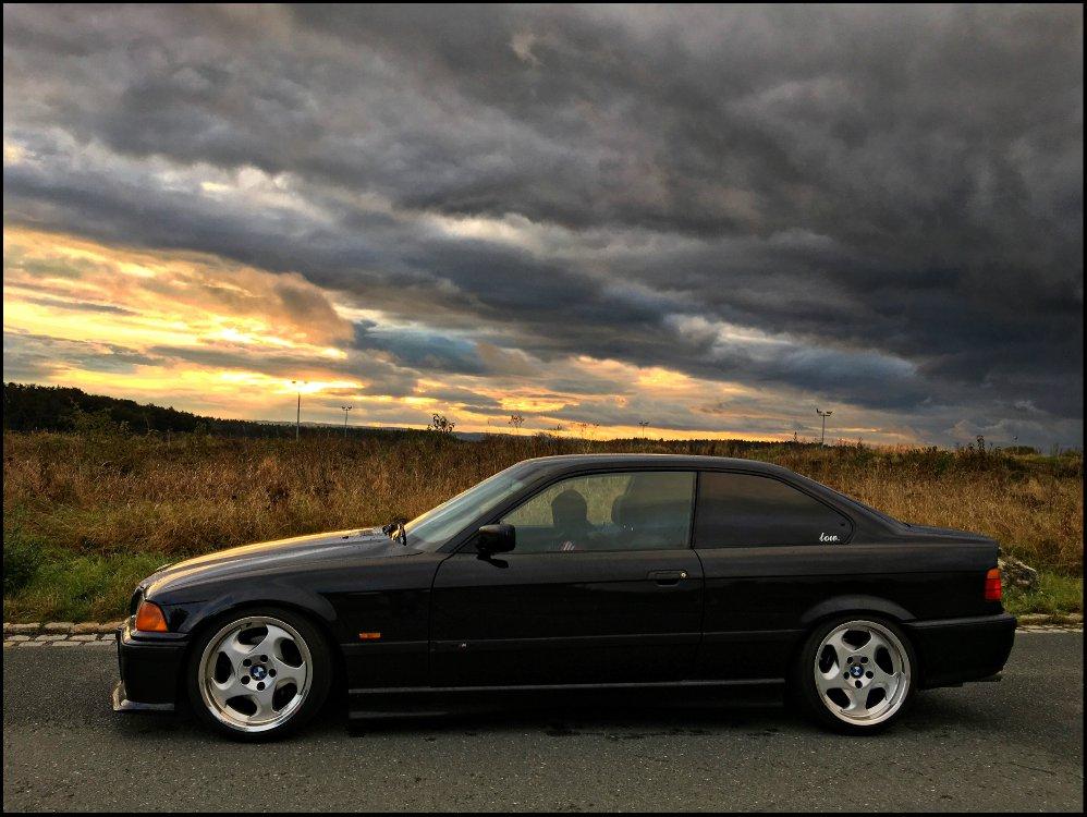 Daily E36 Coupe Styling 21 Schaufelräder - 3er BMW - E36