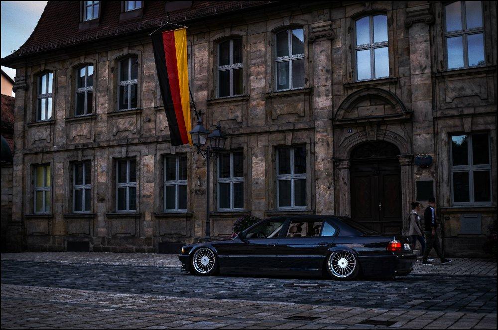 """E38 740iL 20"""" Alpina Airride Update v1 2017 - Fotostories weiterer BMW Modelle"""