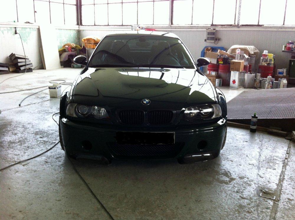 M3 CSL V8 M50 - 3er BMW - E46