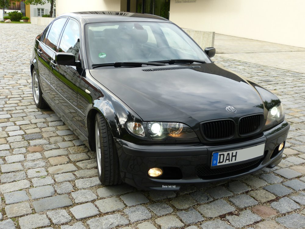 E46 Limousine - 3er BMW - E46