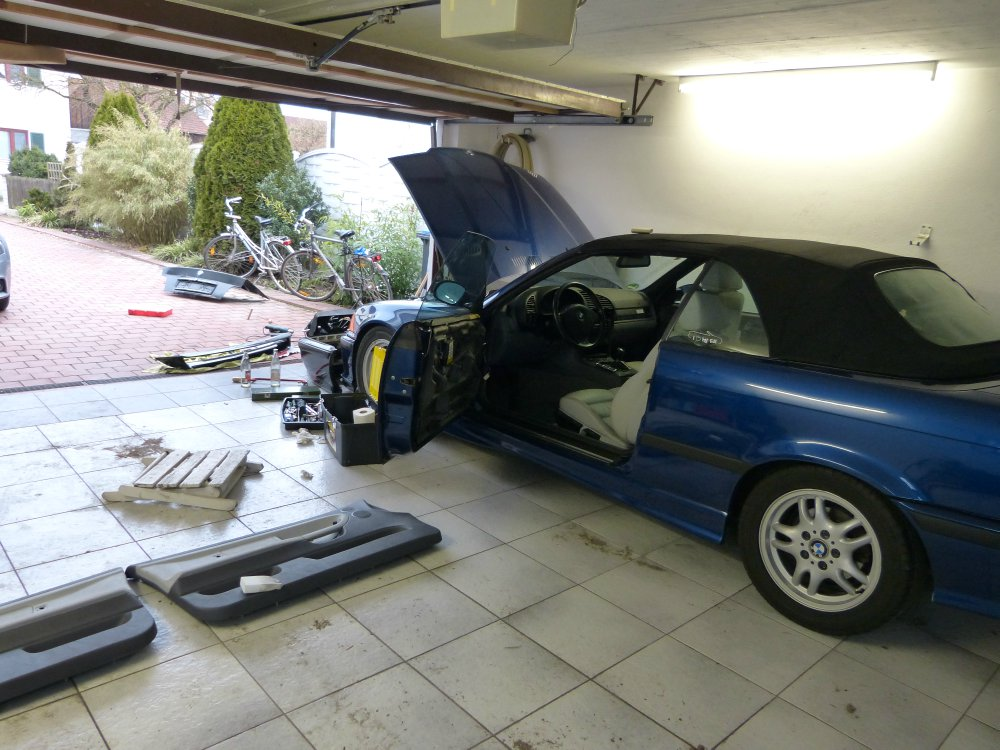 E36 Cabrio 2,8l back to OEM - 3er BMW - E36