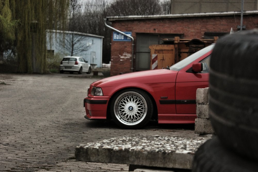 Tomek's ti by LowerSXNY - 3er BMW - E36