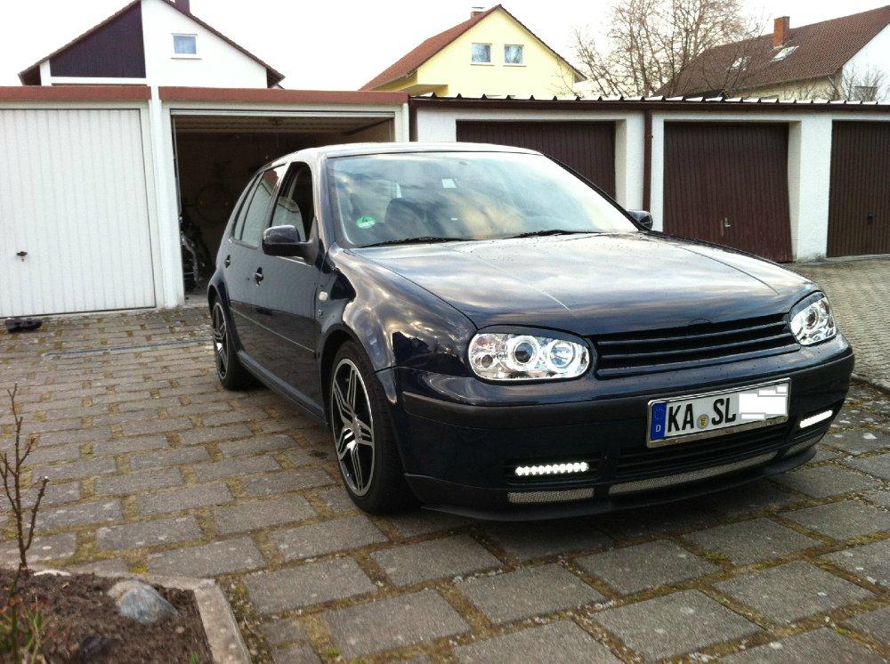 Mein (Ex) VW Golf IV - Fremdfabrikate