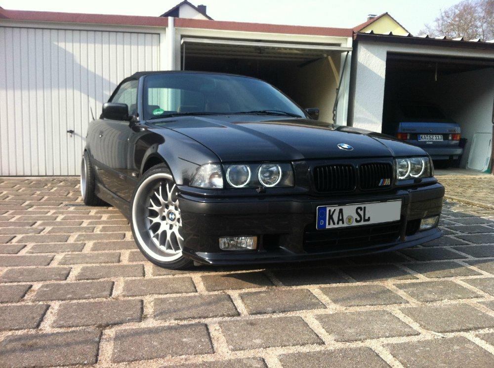 328i Cabrio 240PS: Update: Motorrevision 2k21 - 3er BMW - E36