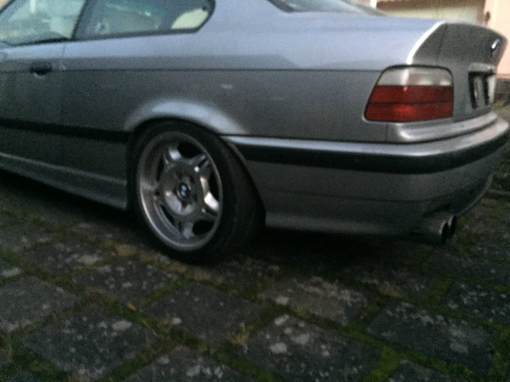 328i Coupe: Update: Motorlager - 3er BMW - E36