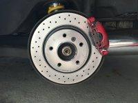 328i Cabrio 240PS: Update: M Gitter & Abdeckungen - 3er BMW - E36 - IMG_0724.JPG
