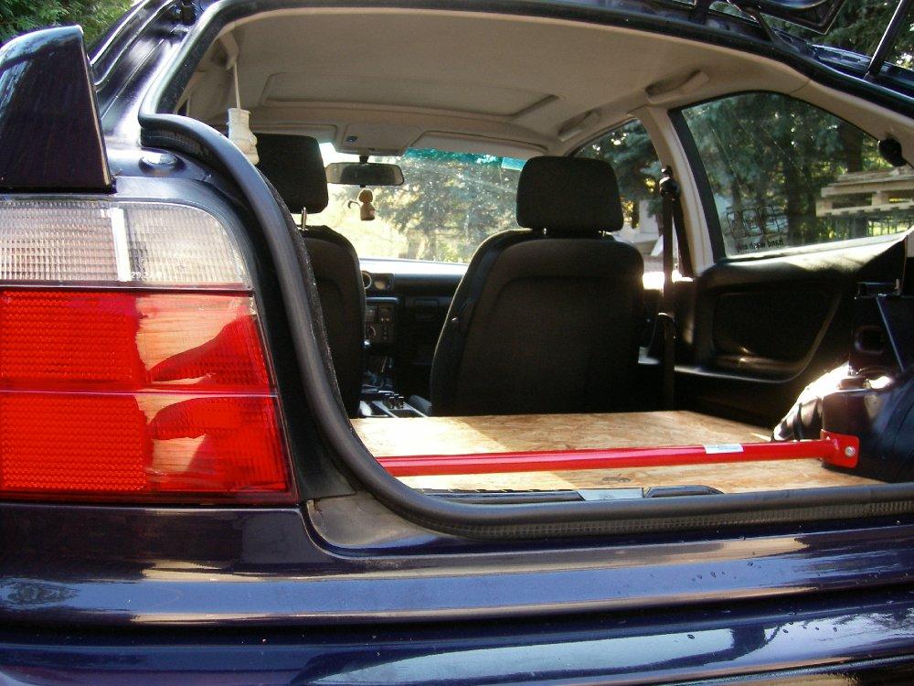 Schwarz - Violett EX Compact - 3er BMW - E36