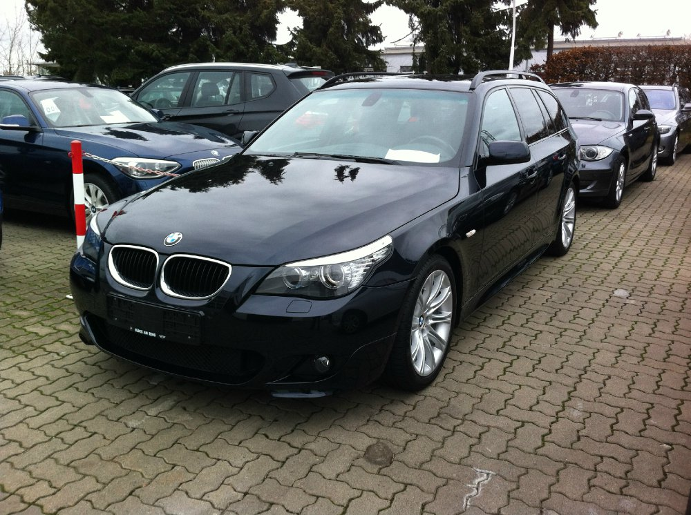 e61 lci 520d m paket shadow 5er bmw e60 e61. Black Bedroom Furniture Sets. Home Design Ideas