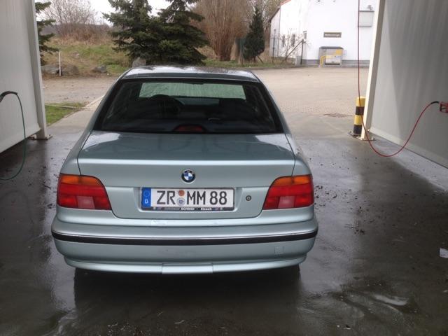 523i tief - 5er BMW - E39
