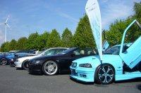 Blue Shark goes on V8 #Bollerwagen - 3er BMW - E36 - P1140347.JPG