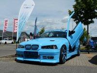 Blue Shark goes on V8 #Bollerwagen - 3er BMW - E36 - P1050636.JPG