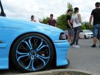 Blue Shark goes on V8 #Bollerwagen - 3er BMW - E36 - P1050881.JPG