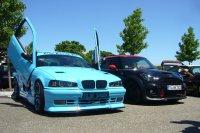 Blue Shark goes on V8 #Bollerwagen - 3er BMW - E36 - P1140558.JPG