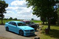 Blue Shark goes on V8 #Bollerwagen - 3er BMW - E36 - P1140619.JPG