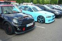 Blue Shark goes on V8 #Bollerwagen - 3er BMW - E36 - P1140622.JPG