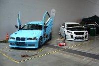 Blue Shark goes on V8 #Bollerwagen - 3er BMW - E36 - P1140674.JPG