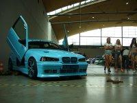 Blue Shark goes on V8 #Bollerwagen - 3er BMW - E36 - P1150099.JPG
