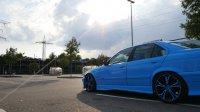Blue Shark goes on V8 #Bollerwagen - 3er BMW - E36 - P1000434.JPG
